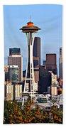 Seattle Beach Sheet