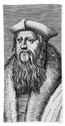 Thomas Cranmer (1489-1556) Beach Towel