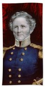 Winfield Scott, American Army General Beach Towel