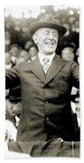 Woodrow Wilson (1856-1924) Beach Towel
