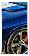 2011 Dodge Challenger 392 Hemi Srt8  Beach Sheet