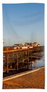 Hastings Pier Beach Towel