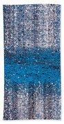 Color Rust Beach Towel