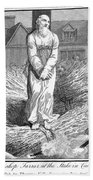 Foxe: Book Of Martyrs Beach Towel