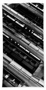Lloyd's Building London  Beach Towel