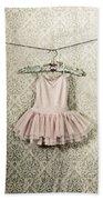 Ballet Dress Beach Towel by Joana Kruse
