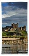 Bamburgh Castle Beach Towel