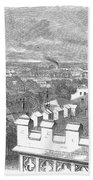 Baton Rouge, 1862 Beach Towel