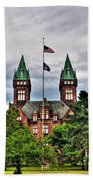 Buffalo Psychiatric Center Beach Towel