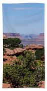 By The Canyon Beach Towel