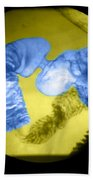 Distal Stomach And Duodenum Beach Towel