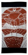 Good Shepherd Beach Towel by Gloria Ssali