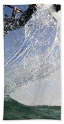Kitesurfing Board Beach Towel