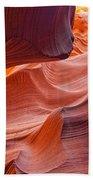 Lower Antelope Canyon, Arizona Beach Towel