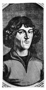 Nicolaus Copernicus Beach Towel