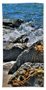 3 Of Mother Natures Finest  Textures Beach Towel