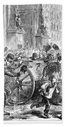 Paris Commune, 1871 Beach Towel