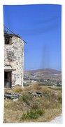 Paros - Cyclades - Greece Beach Towel by Joana Kruse