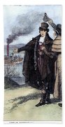 Robert Fulton (1765-1815) Beach Towel