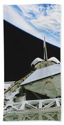 Space Shuttle Endeavour Beach Towel