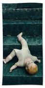 The Doll Beach Towel