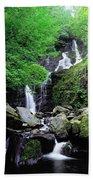 Torc Waterfall, Killarney, Co Kerry Beach Towel