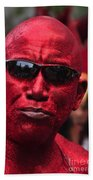 West Indian Day Parade Brooklyn Ny Beach Towel