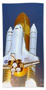 Space Shuttle Discovery Beach Towel