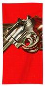 357 Magnum - Painterly - Red Beach Sheet