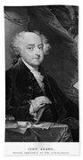 John Adams (1735-1826) Beach Towel