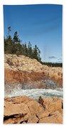 Acadia National Park Beach Towel