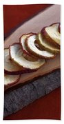 Apple Chips Beach Towel