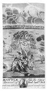 Battle Of New Orleans Beach Towel
