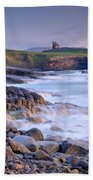 Classiebawn Castle, Mullaghmore, Co Beach Towel