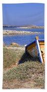 Delos Beach Towel