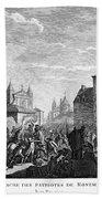 French Revolution, 1790 Beach Sheet
