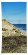 Long Nook Beach Beach Towel