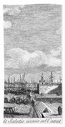 Venice: Grand Canal, 1742 Beach Towel