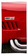 427 Ford Cobra Beach Towel by Gordon Dean II