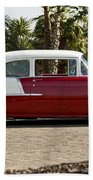1955 Chevrolet 210 Beach Towel
