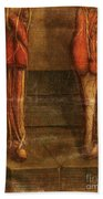Anatomie Generale Des Visceres Beach Towel