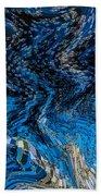 Art Abstract 3d Beach Towel