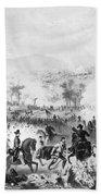 Civil War: Gettysburg Beach Towel