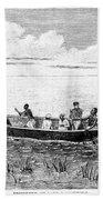 David Livingstone (1813-1873) Beach Towel