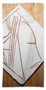 Dreams - Tile Beach Towel