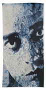 Johnny Cash Beach Towel