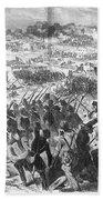 Seven Days Battles, 1862 Beach Towel