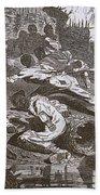 Siege Of Vicksburg, 1863 Beach Towel
