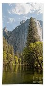 Yosemite Beach Towel