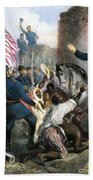 Abraham Lincoln (1809-1865) Beach Towel